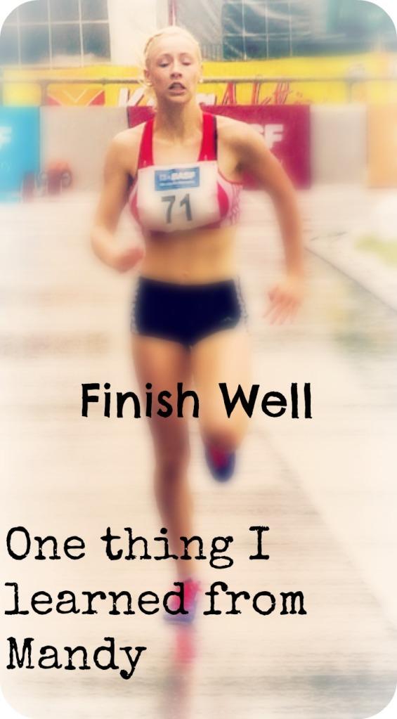 finish well pin